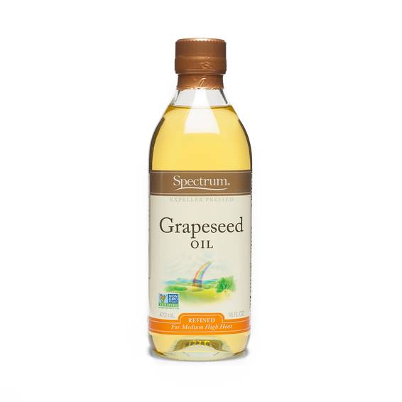 Non-GMO Refined Grapeseed Oil