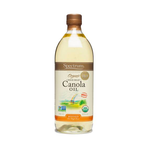 Organic Refined Canola Oil