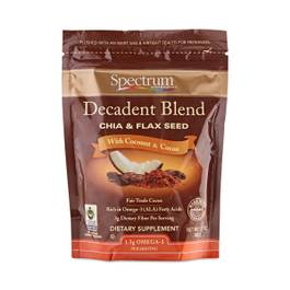 Blend of Chia & Flax Seeds with Coconut & Cacao
