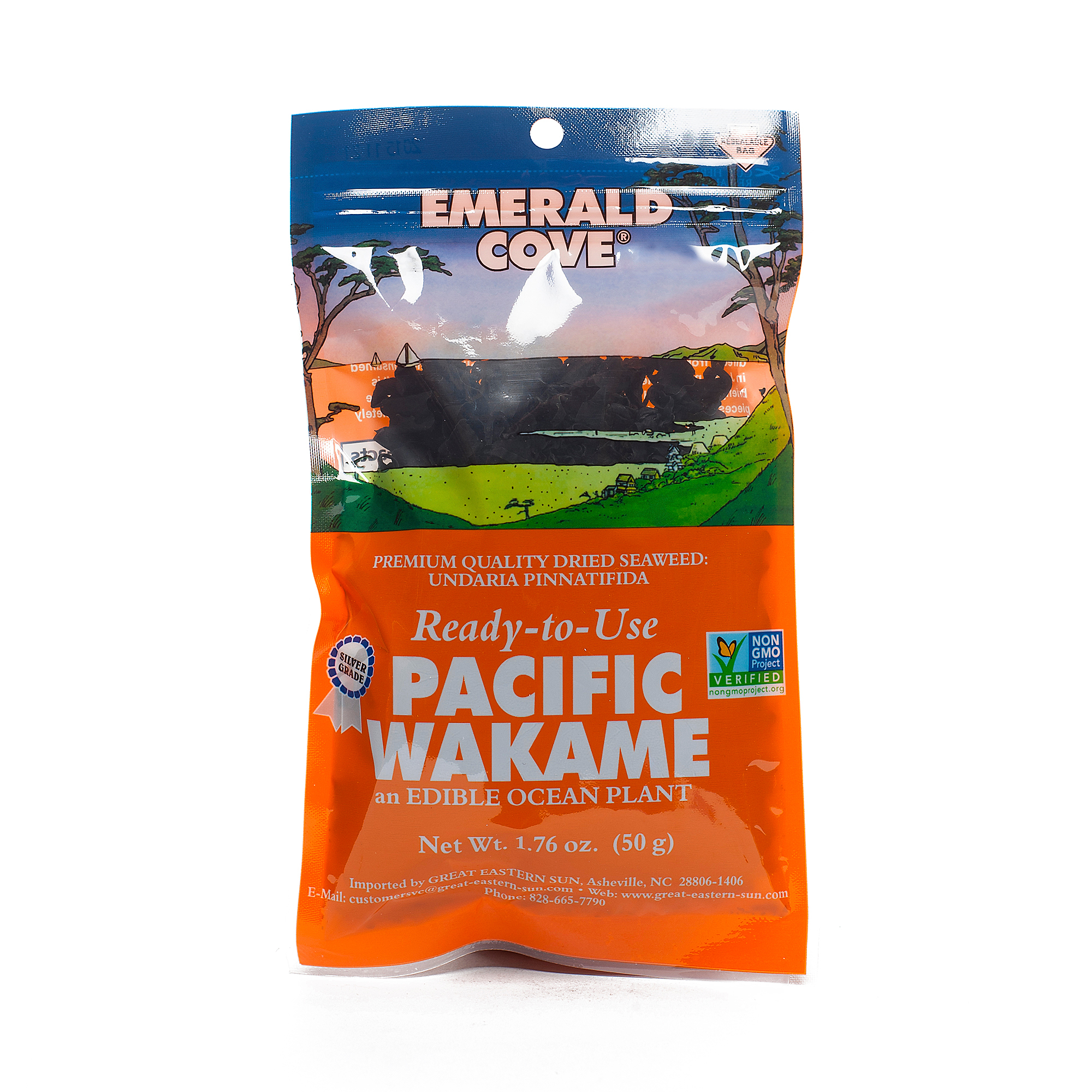 Great Eastern Sun Pacific Wakame