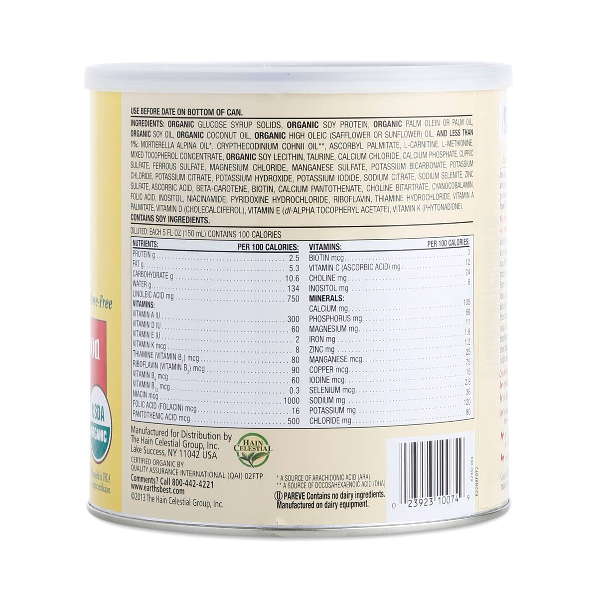 Ketogenic Infant Formula | KetogenicDietPDF.Com