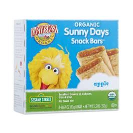 Organic Apple Snack Bars