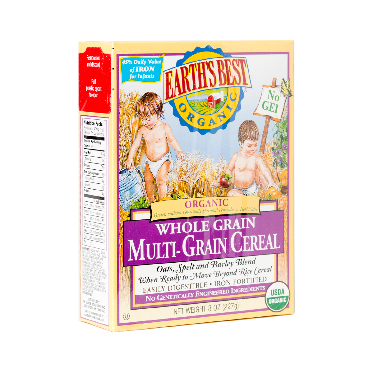 Earth best cereal