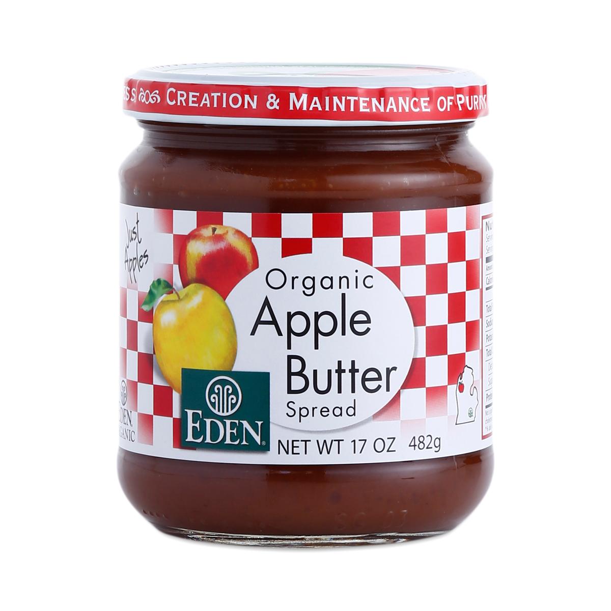 Natural apple butter