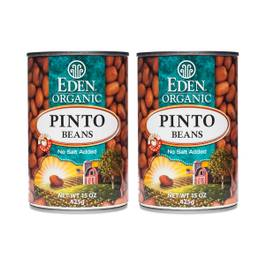 Organic Pinto Beans (2-pack)