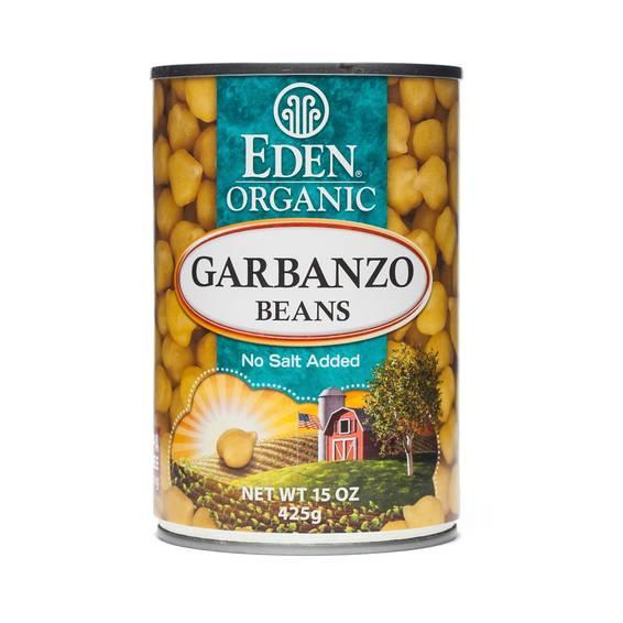 Organic Garbanzo Beans (Chick Peas)