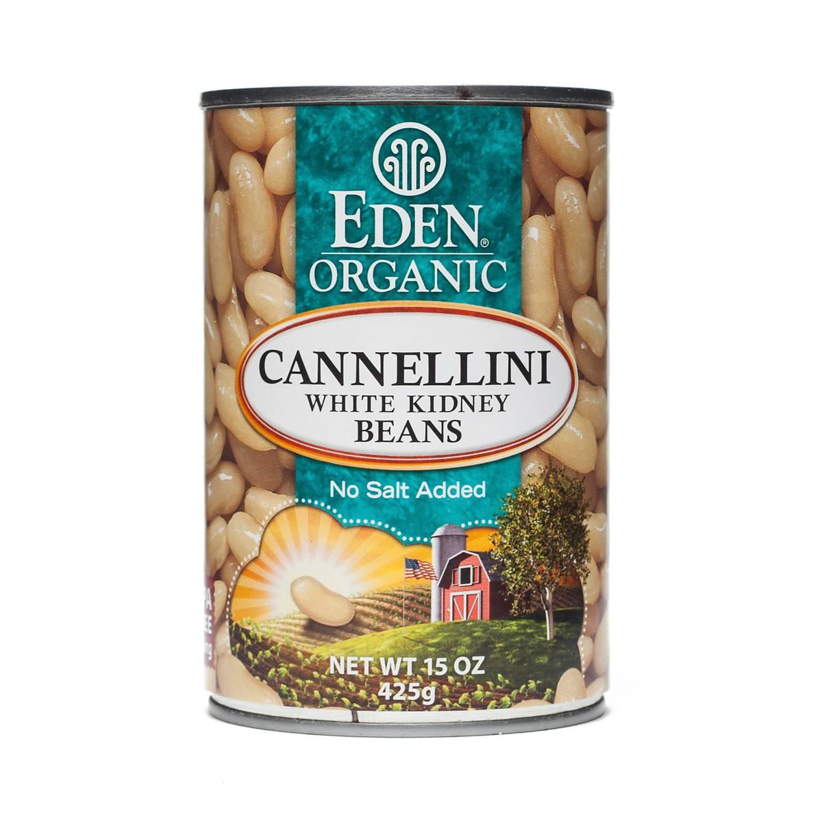 Organic cannellini beans