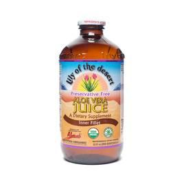 Preservative Free Aloe Vera Juice - Inner Fillet