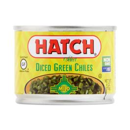 Mild Green Diced Chiles