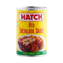 Mild Red Enchilada Sauce