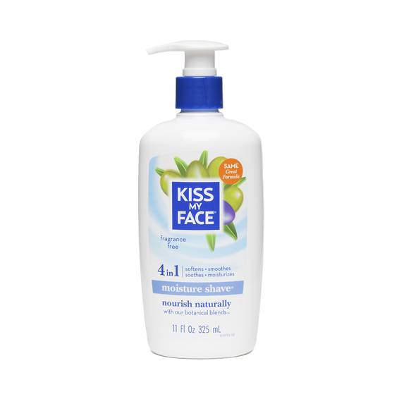 4-in-1 Moisture Shave - Fragrance Free