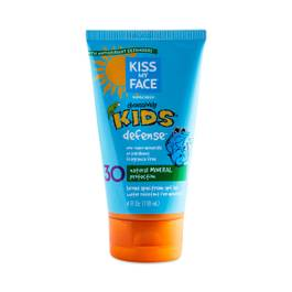 Kids Mineral Sunblock Lotion, SPF 30