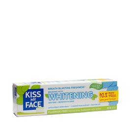 Fluoride Free Teeth Whitening Toothpaste