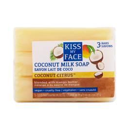 Coconut Milk Bar Soap