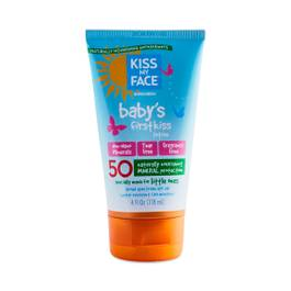 Baby's First Kiss Sunscreen, SPF 50