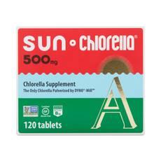 Chlorella Supplement, 500mg