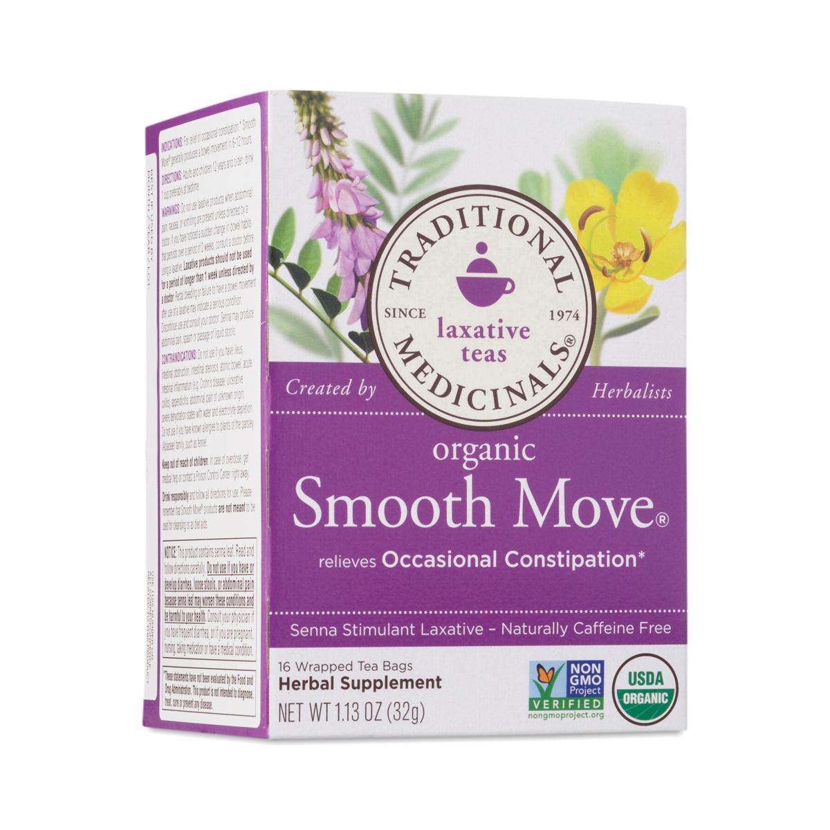 Smooth Move Herbal Tea...K Cup Chai Tea