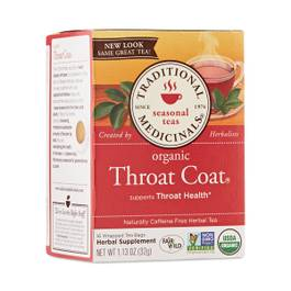 Throat Coat Herbal Tea