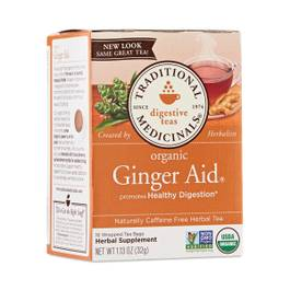 Ginger Aid Herbal Tea