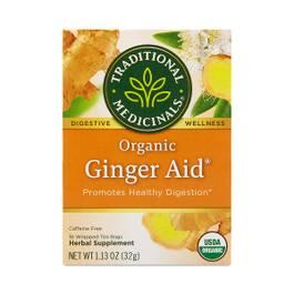 Ginger Aid Herbal Tea