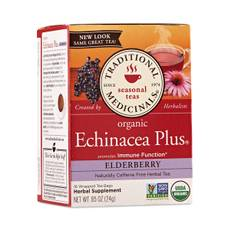 Echinacea Plus Elderberry Herbal Tea