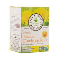 Roasted Dandelion Root Tea