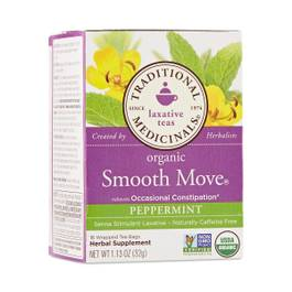 Organic Smooth Move Tea