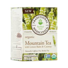 Organic Mountain with Lemon Balm & Caraway Tea