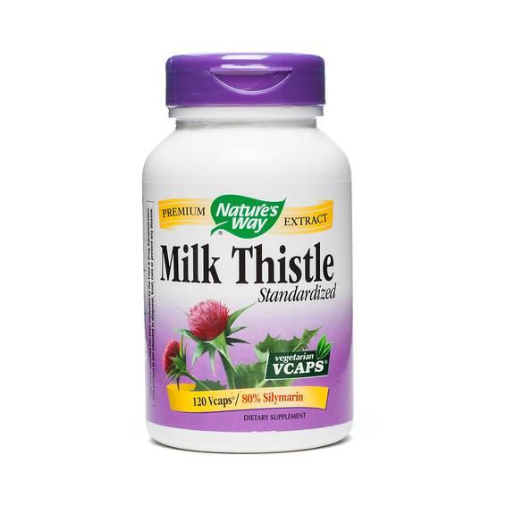 Milk Thistle - Standardized