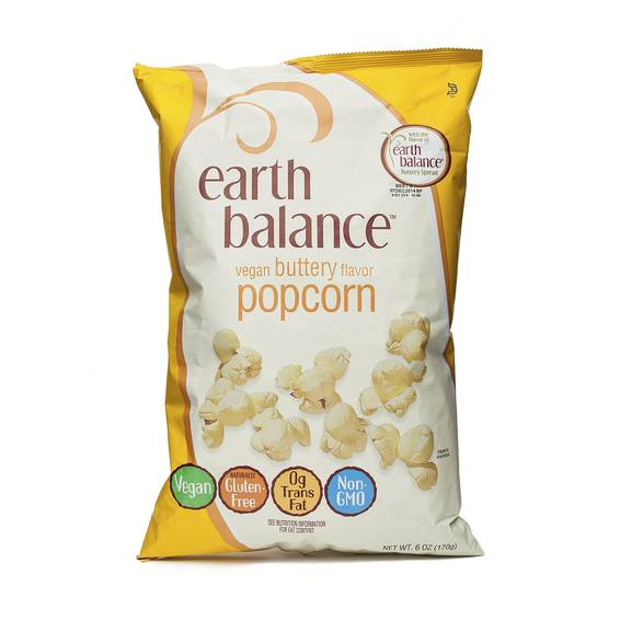 Vegan Buttery Popcorn