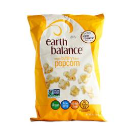 Buttery Vegan Popcorn