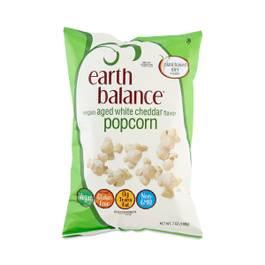 Vegan Aged White Cheddar Popcorn