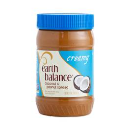 Creamy Coconut & Peanut Butter Spread
