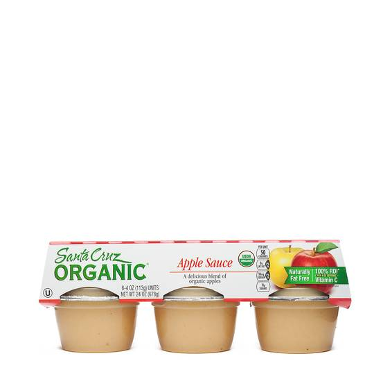 Apple Sauce Cups