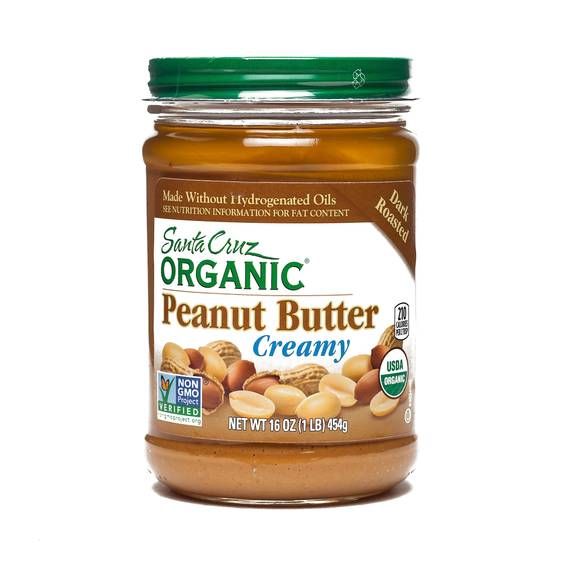 Creamy Peanut Butter - Dark Roasted