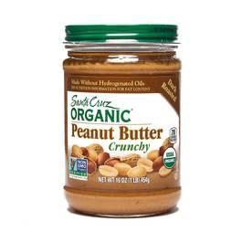 Crunchy Peanut Butter - Dark Roasted