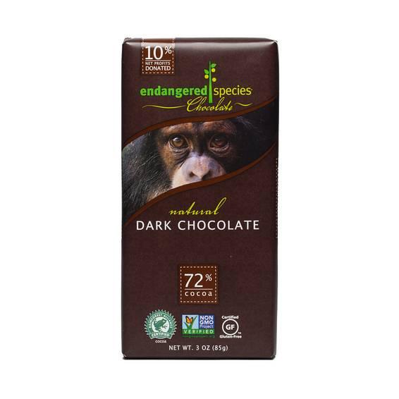 Fair Trade Dark Chocolate - 72% Cocoa