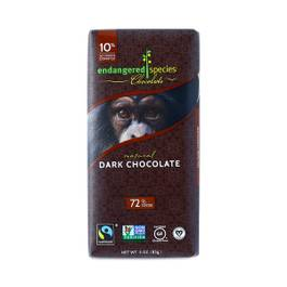 Fair Trade Dark Chocolate - 72% Cocoa
