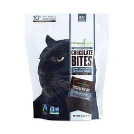 Fair Trade Dark Chocolate Bites, 88% Cocoa