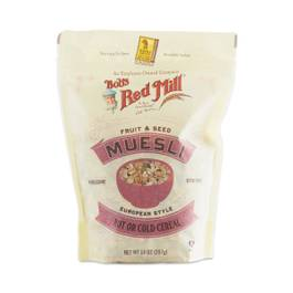 Fruit and Seed Muesli Cereal