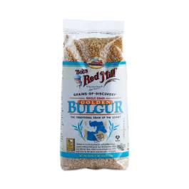 Whole Grain Bulgur Wheat
