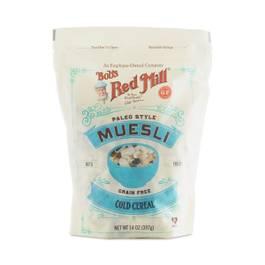 Paleo Muesli Cereal
