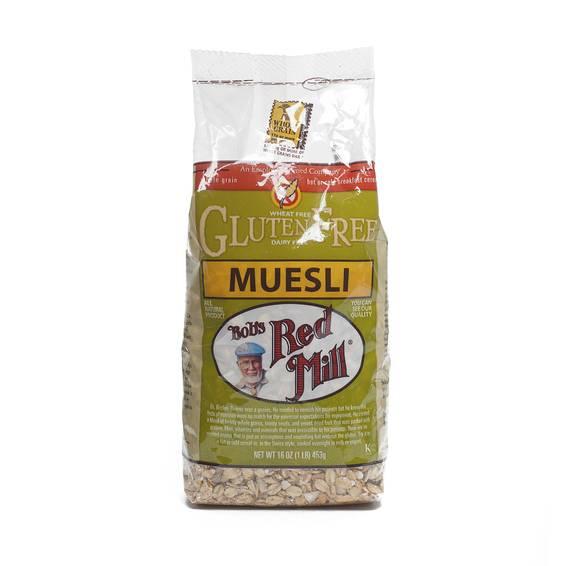 Gluten-Free Muesli