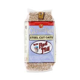 Gluten-Free Steel Cut Oats