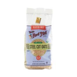 Organic Gluten-Free Steel Cut Oats
