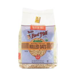 Organic Gluten-Free Thick Rolled Oats