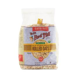 Organic Gluten-Free Regular Rolled Oats