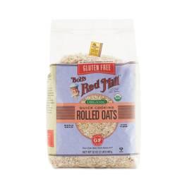 Organic Gluten-Free Quick Rolled Oats