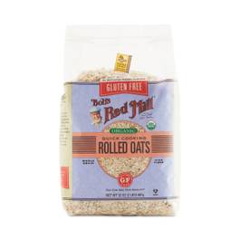 Organic Gluten-Free Quick Rolled Oats