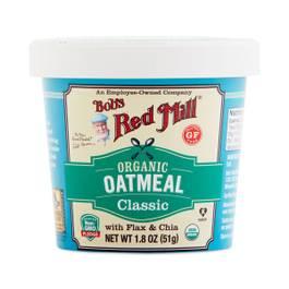 Organic Classic Oatmeal Cup